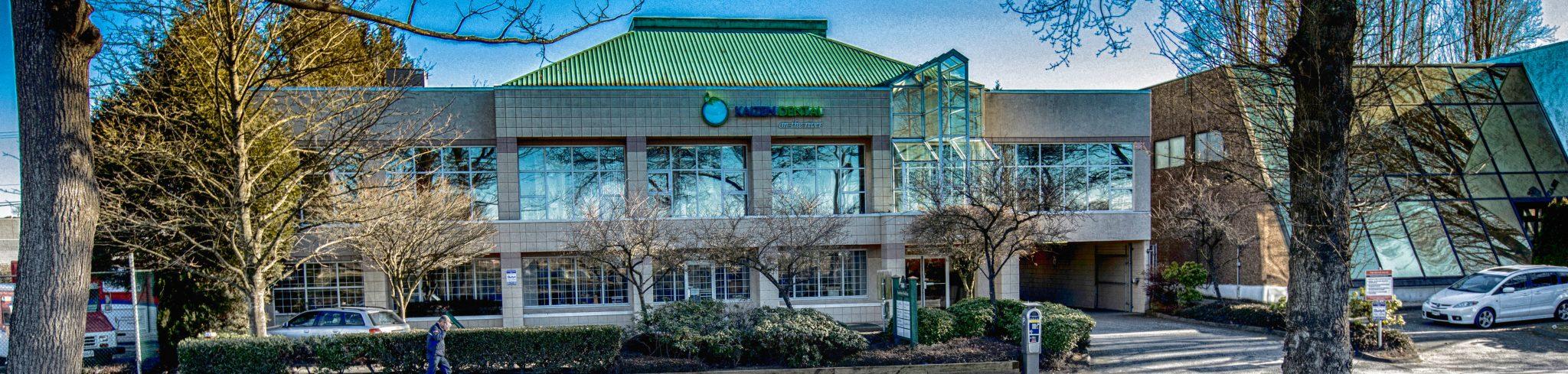 Richmond Dentists | Kaizen Dental | dental office exterior