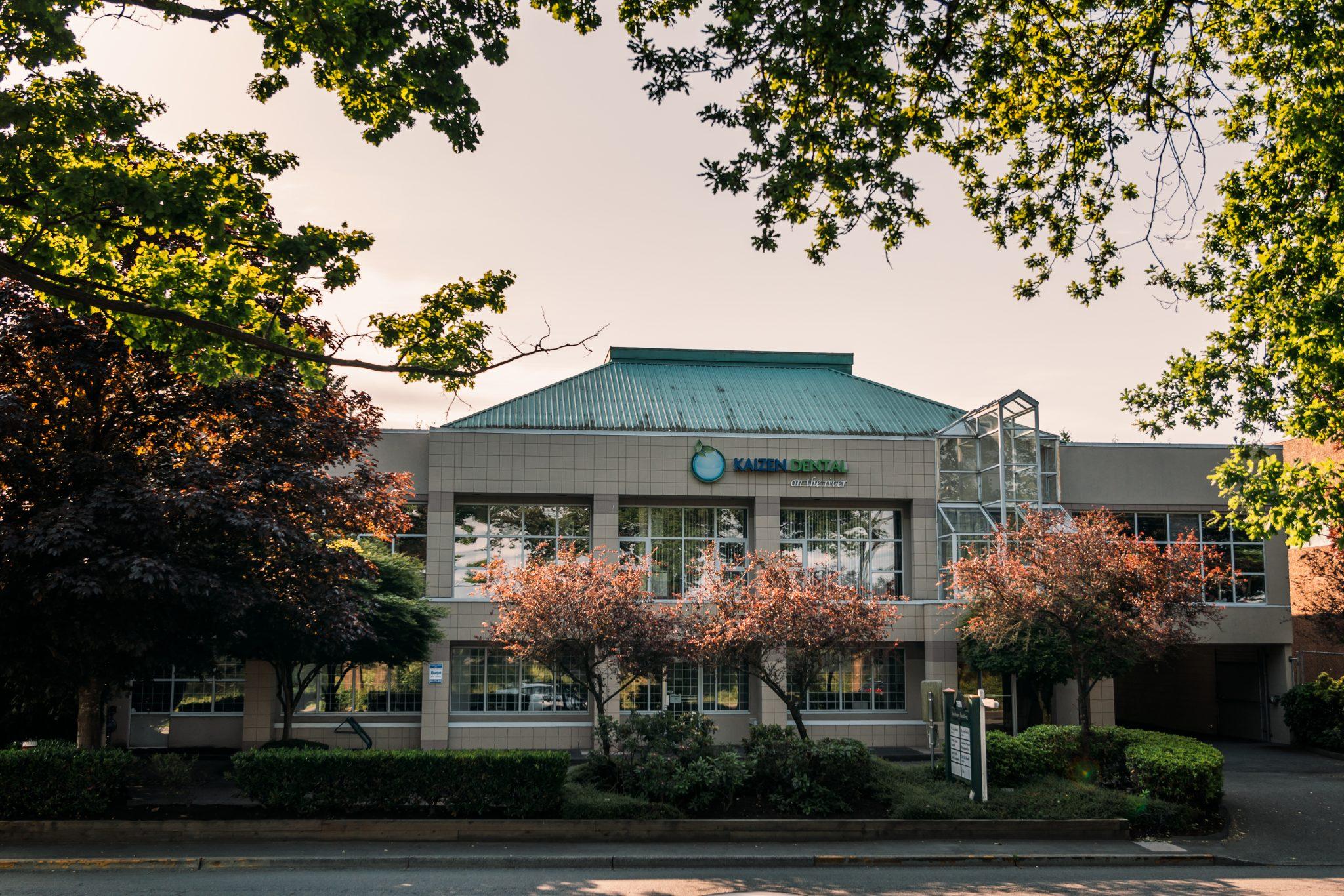 Richmond Dentists | Kaizen Dental | Office Exterior