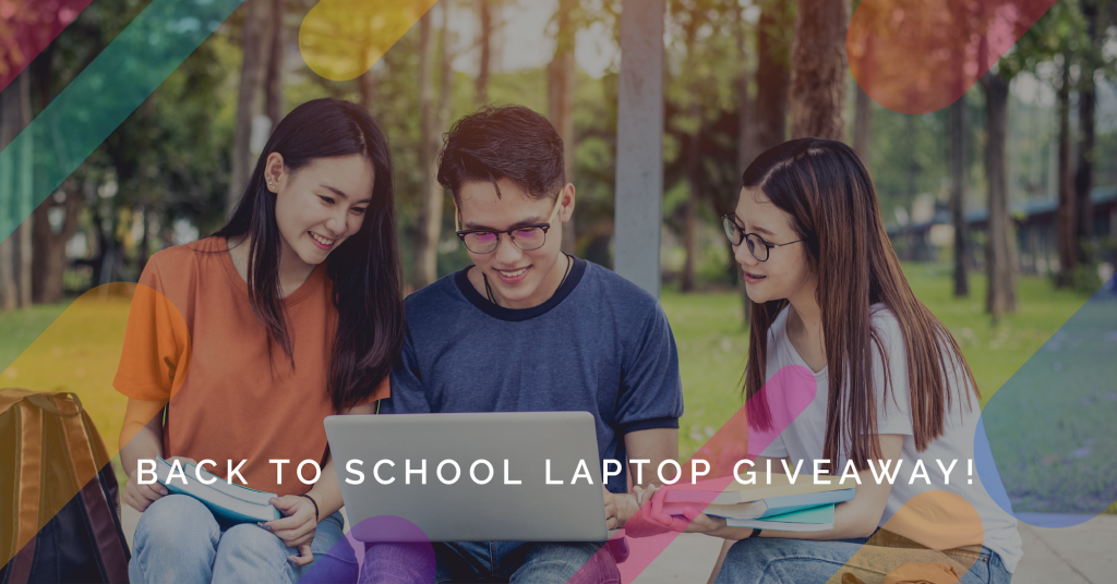 Read more on Back to School Laptop Giveaway!
