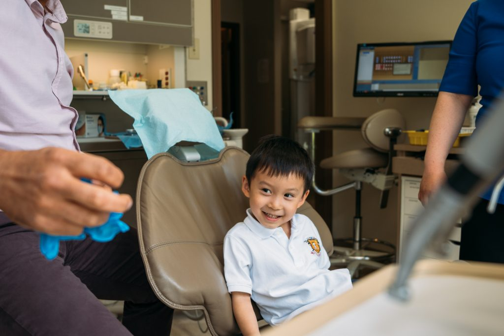 Dentistry for Children: Importance of Establishing Healthy Oral Hygiene Practices